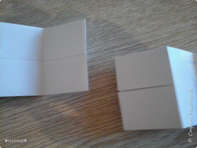 мини-блокнотик из бумаги МК фото 12