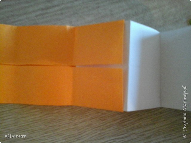 мини-блокнотик из бумаги МК фото 14