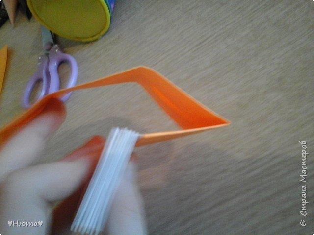 мини-блокнотик из бумаги МК фото 15