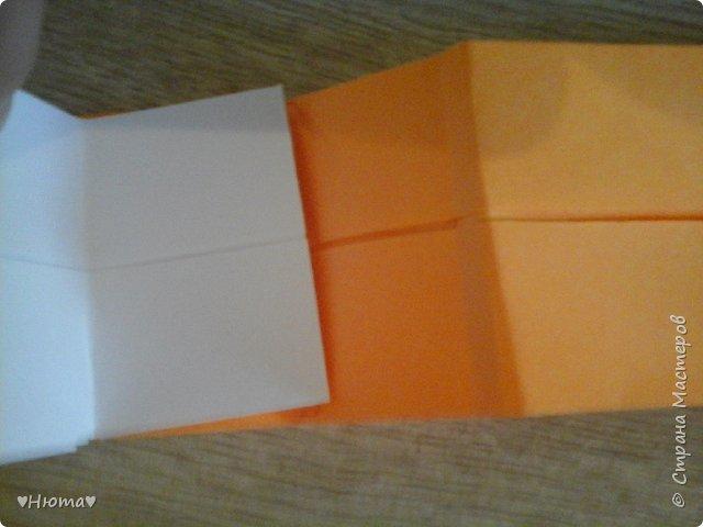 мини-блокнотик из бумаги МК фото 17