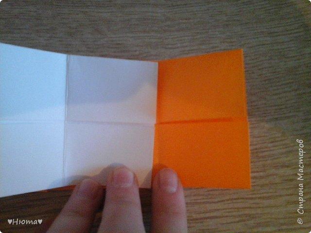 мини-блокнотик из бумаги МК фото 18