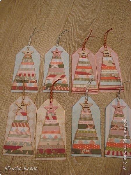 У детей в классах существует хорошая традиция - обмениваться новогодними подарками. Это мы подготовили с дочкой. фото 6