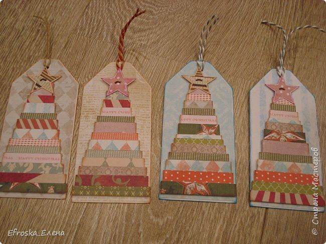 У детей в классах существует хорошая традиция - обмениваться новогодними подарками. Это мы подготовили с дочкой. фото 8