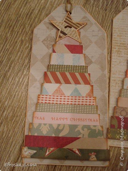 У детей в классах существует хорошая традиция - обмениваться новогодними подарками. Это мы подготовили с дочкой. фото 13