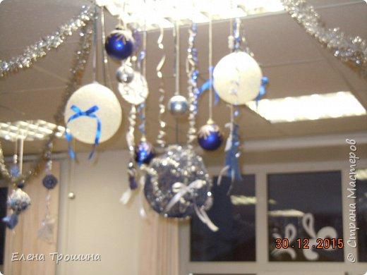 Мой кабинет  рано утром при свете фонариков. фото 17