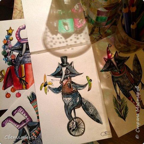 Идейный вдохновитель - Митя из Санкт - Петербурга, теперь герой иллюстраций моей дочери. фото 10