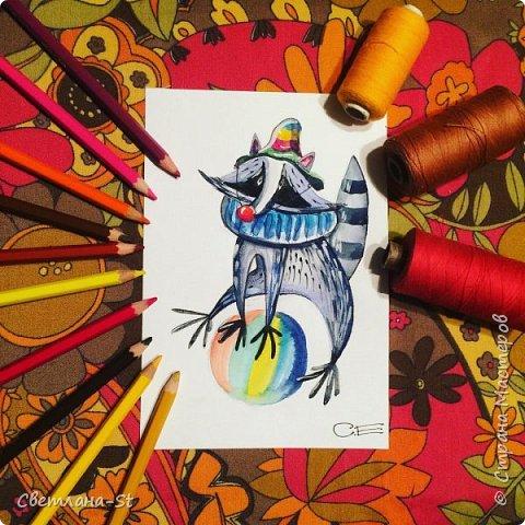 Идейный вдохновитель - Митя из Санкт - Петербурга, теперь герой иллюстраций моей дочери. фото 9