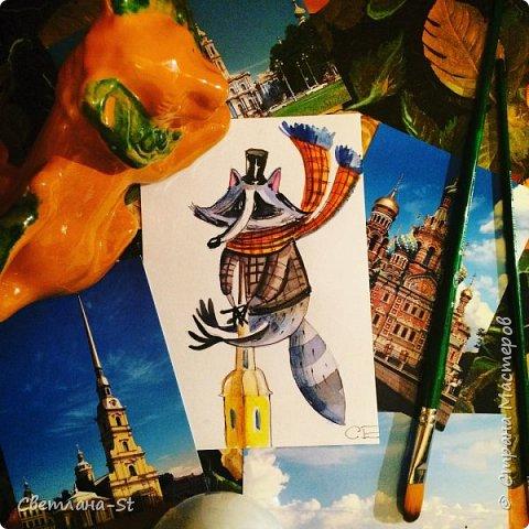 Идейный вдохновитель - Митя из Санкт - Петербурга, теперь герой иллюстраций моей дочери. фото 7