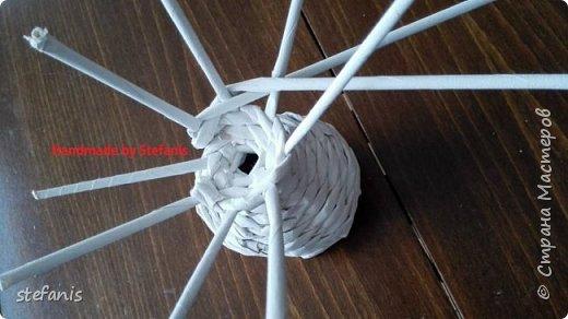 Такая у меня мышь получается.  Плету без формы. фото 10