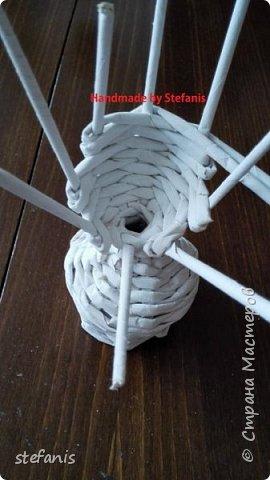 Такая у меня мышь получается.  Плету без формы. фото 13