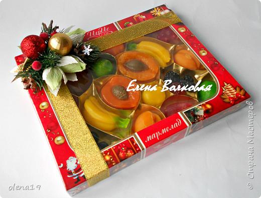 """С наступившим 2016 годом!!! Здоровья и благополучия каждой семье! Подарки к Новому году. Начну с домика на коробке """"Раффаэлло"""". За идею оформления спасибо Даше Хомюк. фото 17"""