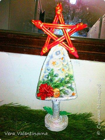 Здравствуйте дорогие Жители Страны!!! Поздравляю Всех с Новым годом!!! Примите самые теплые, искренние и добрые пожелания!!! Пусть нас Всех никогда не покидает творческое вдохновение! А главное Здоровье и мир во всем мире!!! Теперь перейдем к просмотру..... Давно вынашивала желание сплести набор для кухни... Вот наконец желание исполнилось! фото 21