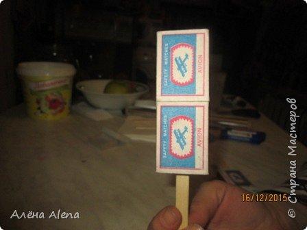 Вот такое мороженое-пломбир мы смастерили в рамках адвент-календаря. С ним вы можете познакомиться здесь: https://stranamasterov.ru/node/980743 фото 7