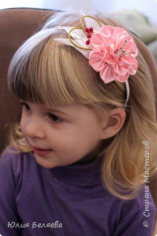 Повязочка для маленькой леди фото 3