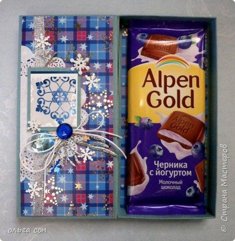 коробочка-шоколадница фото 3