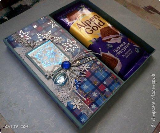 коробочка-шоколадница фото 4