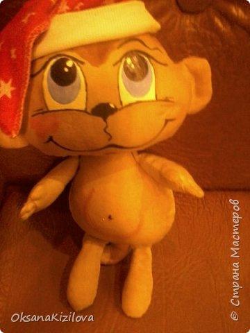 Добрый день. Мартышка - ароматный символ этого года. фото 2