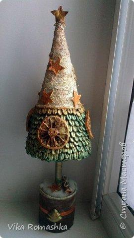 Такая елка стала. фото 1