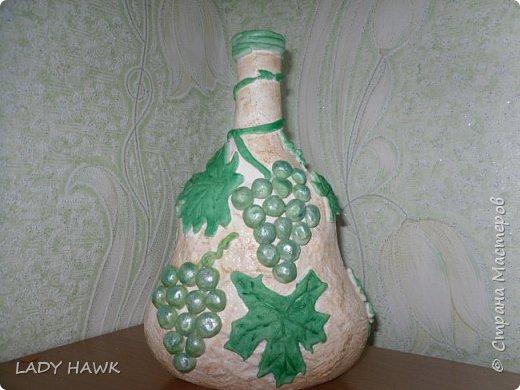Бутылочки к Новому году. фото 9