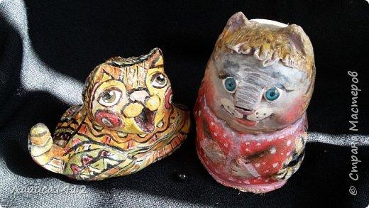 Всем Привет!!!Я все показываю накопившиеся! коты неразлучники авторские.двусторонние.это кот. фото 6