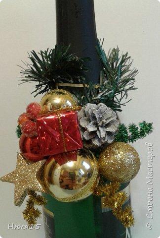 С Новым годом!!! Счастья, здоровья, любви и вдохновения!!! Начну с санок с конфетами для детишек:)   фото 12