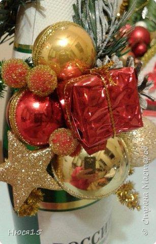 С Новым годом!!! Счастья, здоровья, любви и вдохновения!!! Начну с санок с конфетами для детишек:)   фото 14