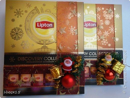 С Новым годом!!! Счастья, здоровья, любви и вдохновения!!! Начну с санок с конфетами для детишек:)   фото 16