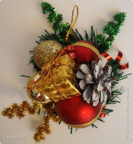 С Новым годом!!! Счастья, здоровья, любви и вдохновения!!! Начну с санок с конфетами для детишек:)   фото 8