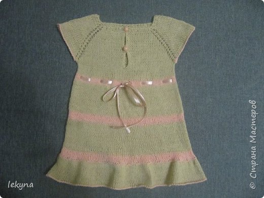 Платьишки для дочки фото 1