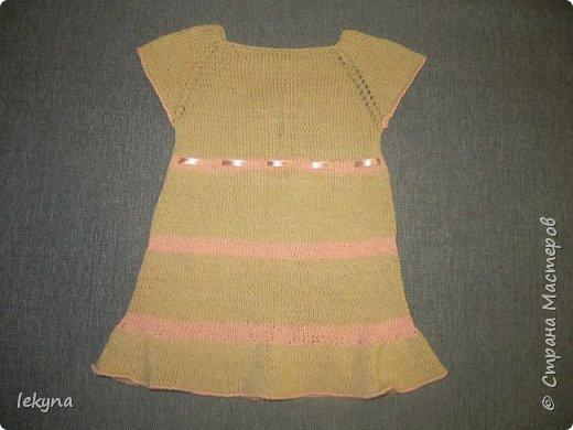 Платьишки для дочки фото 2