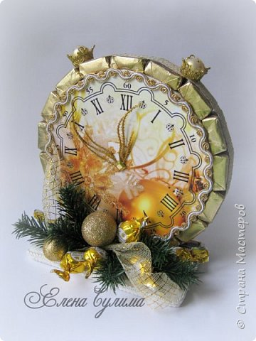 С Новым Годом, мои дорогие, хорошие жители страны!!! Я немного с опозданием, но лучше поздно )) Желаю в первую очередь крепкого здоровья вам и вашим близким, счастья, любви, благополучия и мирного неба над головой, новых впечатлений и эмоций, идей, желаний и мечт, новых свершений, вдохновения, благодарных клиентов и настоящего полета фантазии в вашем (нашем) творчестве ! ;) фото 3