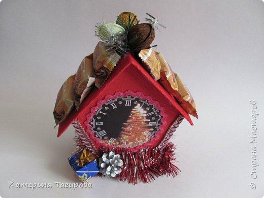 Домик со сладостями N1 фото 1