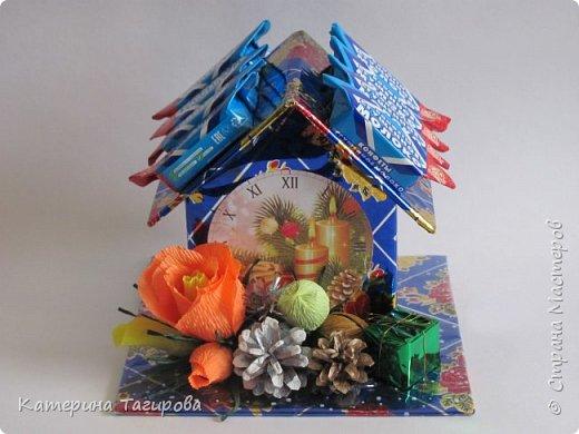 Домик со сладостями N1 фото 2