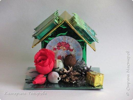 Домик со сладостями N1 фото 6