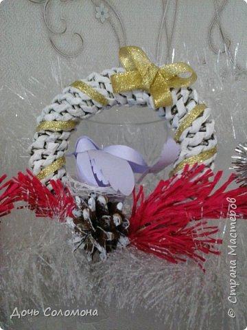 мини -подарочки для моих гостей. их можно подвешать на ёлочку,под ёлочку,на дверь и тд) фото 4