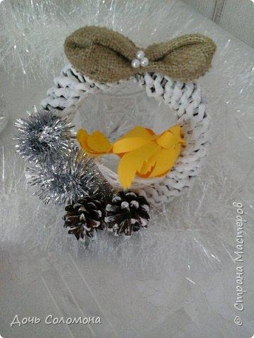 мини -подарочки для моих гостей. их можно подвешать на ёлочку,под ёлочку,на дверь и тд) фото 5