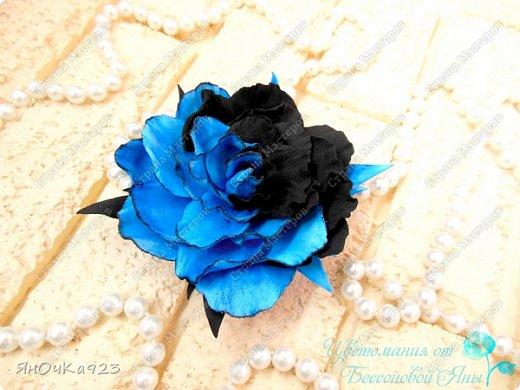 Необычная роза. фото 1
