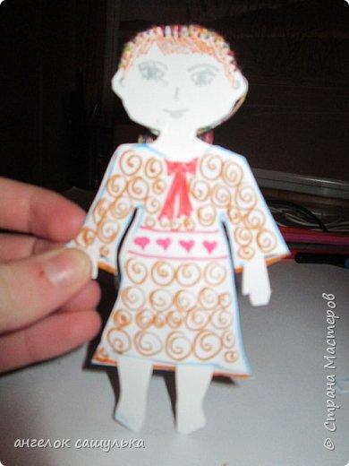 Привет Страна мастеров! С наступившим Вас Новым годом! Эту куколку зовут Доти .  фото 7