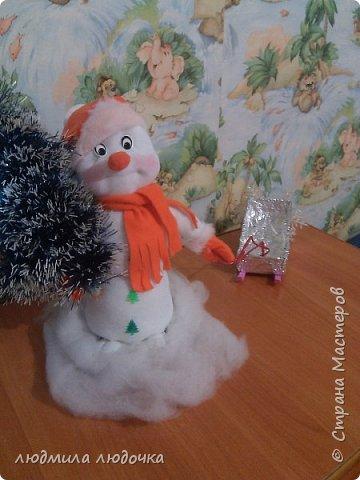 Прикольные снеговики своими руками