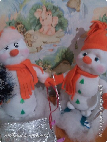 Снеговик  фото 3