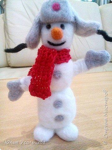 """Снеговик """"Добрыня"""" фото 1"""