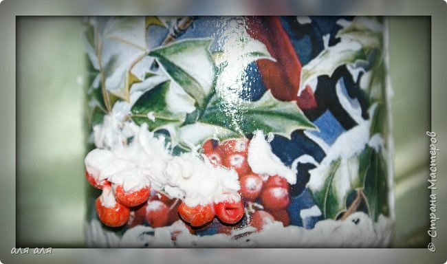 Здравствуй Страна!!!!!Поздравляю всех с Новым годом и Рождеством!!!!Желаю крепкого здоровья,счастья, любви,удачи,хорошего настроения и всего,всего, всего......!!!!!! хочу показать работы,которые не успела загрузить до Нового года,запасайтесь терпением фото много) фото 30