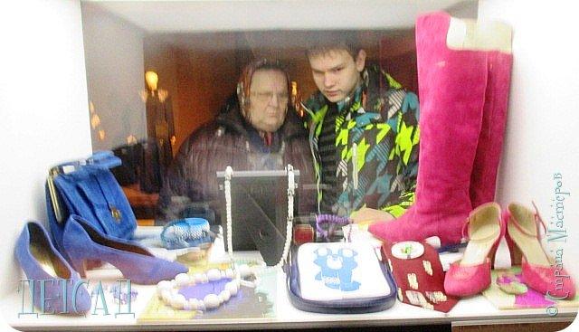 ...хотя  и морозно, но мы решились всей семьёй пойти на ВДНХ... фото 57