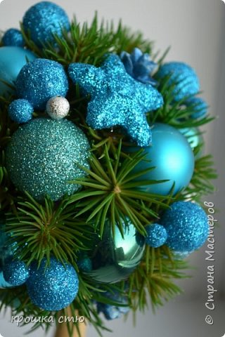 Доброго времени суток, дорогие мастера и мастерицы!! Поздравляю вас с наступившим новым годом и Рождеством! Творческих успехов в новом году, вдохновения! В этом блоге работы у меня однотипные, но разная цветовая гамма. Приятного просмотра) фото 3