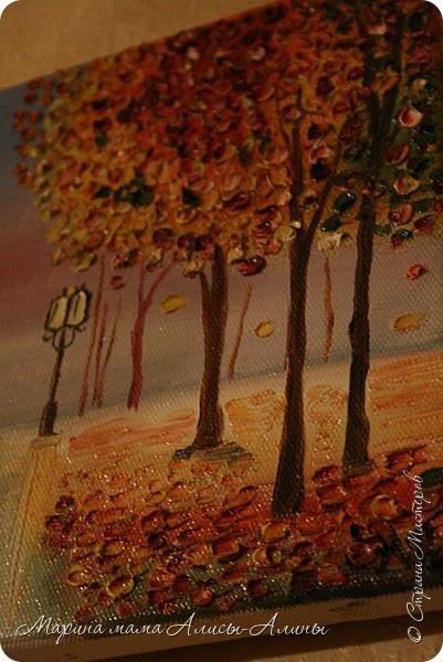 """Для начала хочу поздравить всех с Рождеством!!!Желаю здоровья и всяческих благ!!!!   Давно хотела попробовать порисовать маслом.Благодаря нашим """"зимним каникулам"""" я многое успела.  Рисовала по уроку Алексея Мартынова.Получила массу удовольствия и позитива!!! фото 2"""