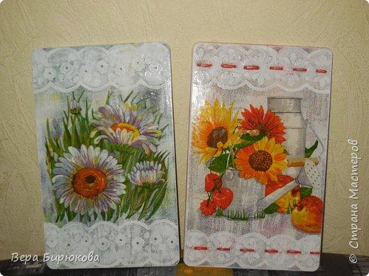 Вот такие досочки я сделала, что бы подарить моим тётушкам и з Москвы и Минска(честно, так и не спросила какая, куда уехала) фото 4