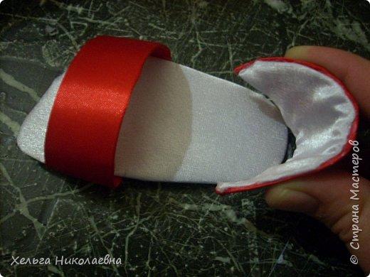 Здравствуй, Страна Мастеров! Представляю вашему вниманию мк сандаликов для куклы. Может кому-нибудь пригодится. фото 22