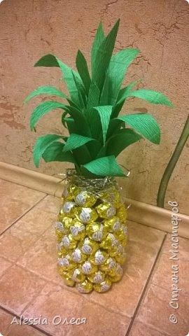 Ура! и у меня теперь есть ананас!!!