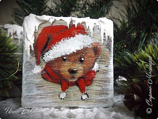 Доброго Рождественского дня ! Поздравляю всех со светлым праздником! Выставляю на ваш суд подсвечники. Много писать не буду.прошу вас оценить. фото 4