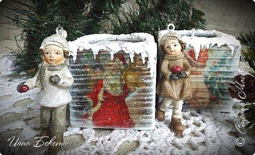 Доброго Рождественского дня ! Поздравляю всех со светлым праздником! Выставляю на ваш суд подсвечники. Много писать не буду.прошу вас оценить. фото 9